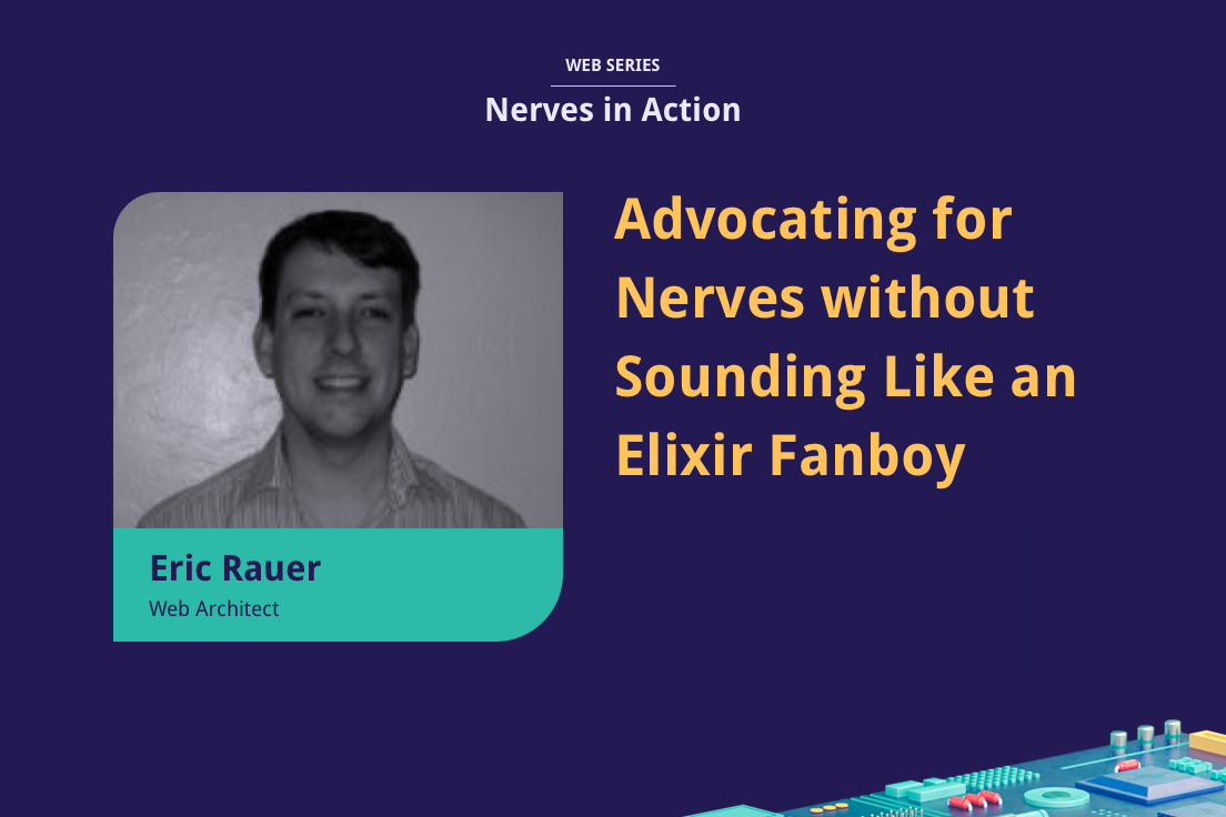 Advocating for Nerves with Eric Rauer