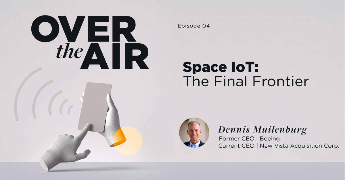 The Final Frontier: IoT Ushers in a New Era of Space Exploration