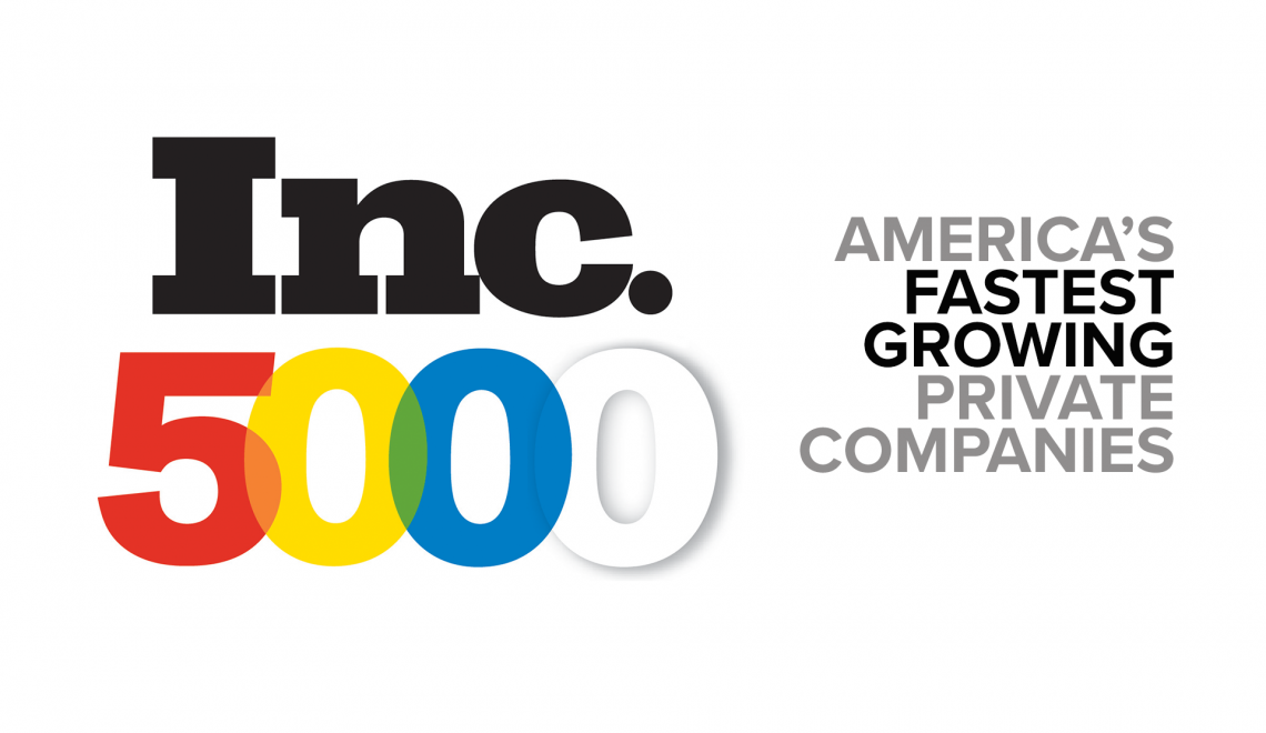Very Named Among 2018's Fastest Growing Companies by Inc. 5000