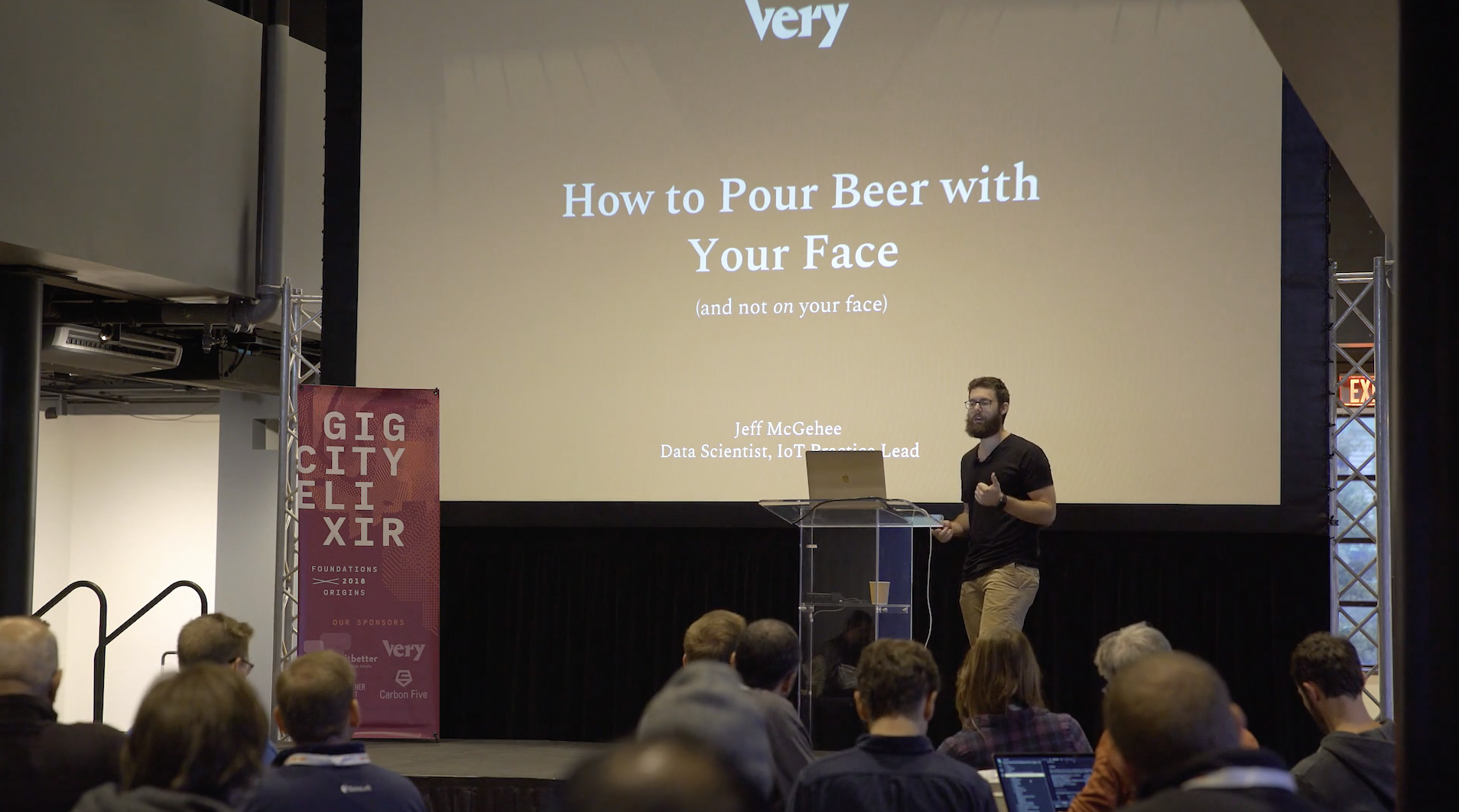 [Video] Building an IoT Beer Kiosk with Elixir and Nerves