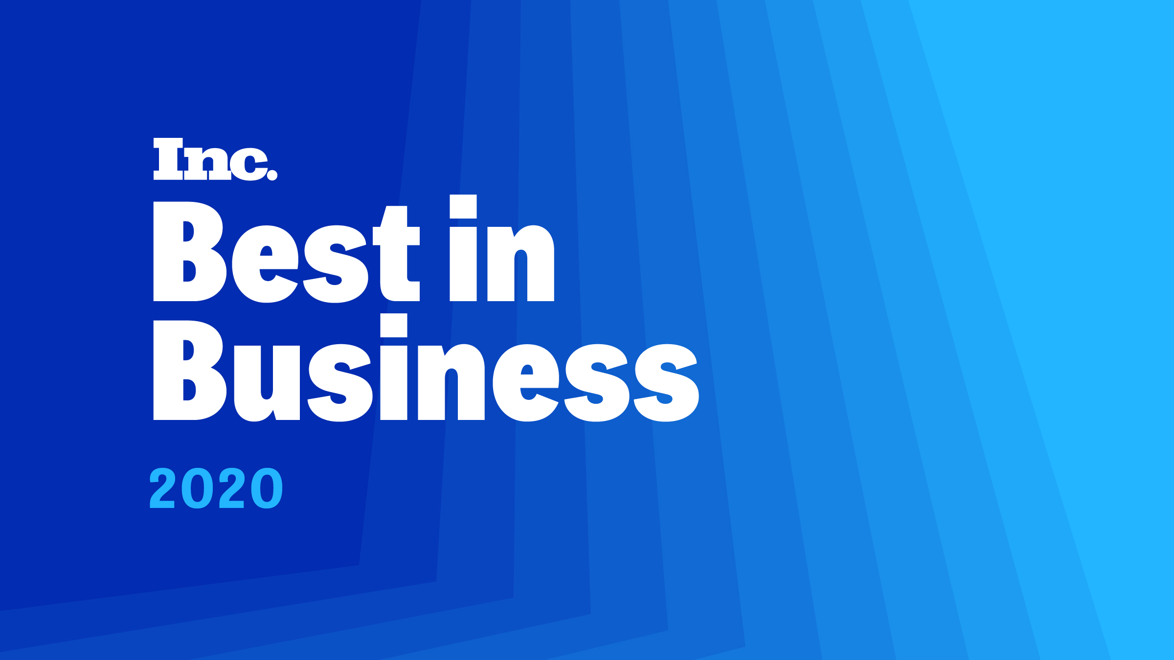 Very Named to Inc.'s Inaugural Best in Business List