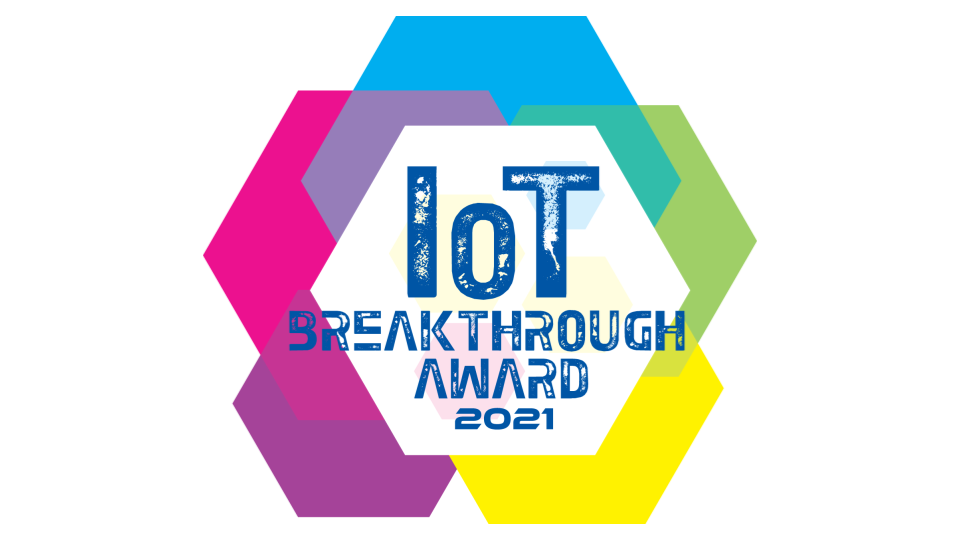 Very Named 2021 IoT Partner Enablement Company of the Year