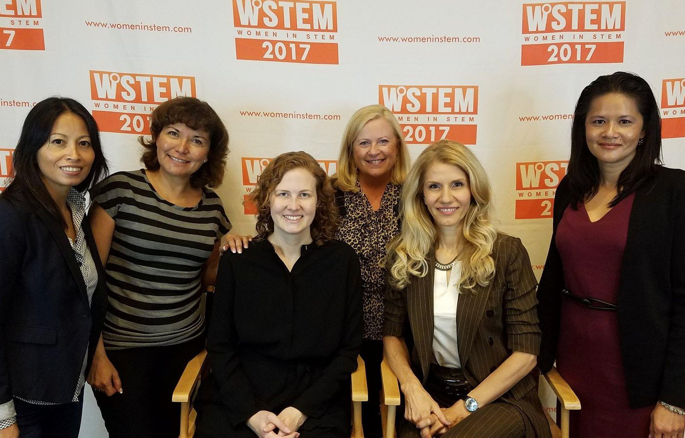 Global Women in STEM: When Idea Meets Execution