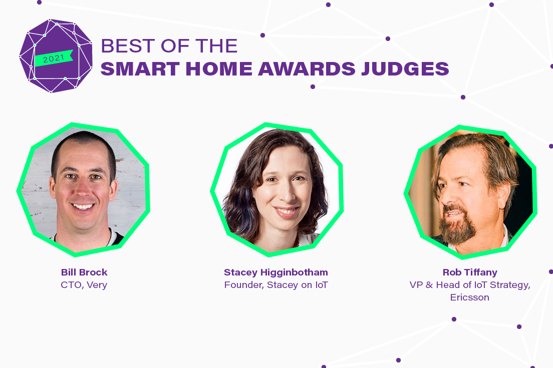 Introducing the Best of The Smart Home Awards