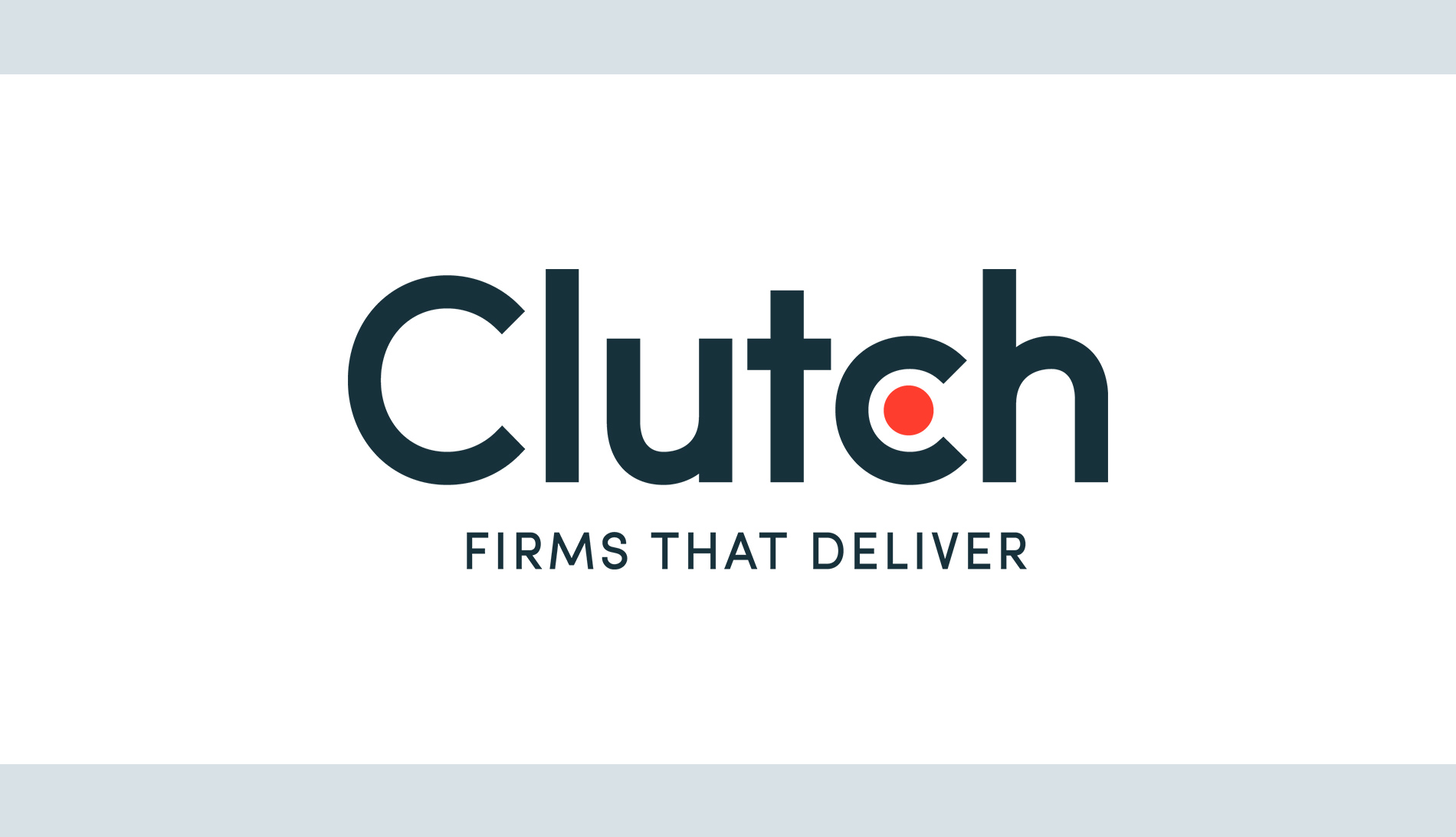 Very Named Top Development Firm by Clutch Awards