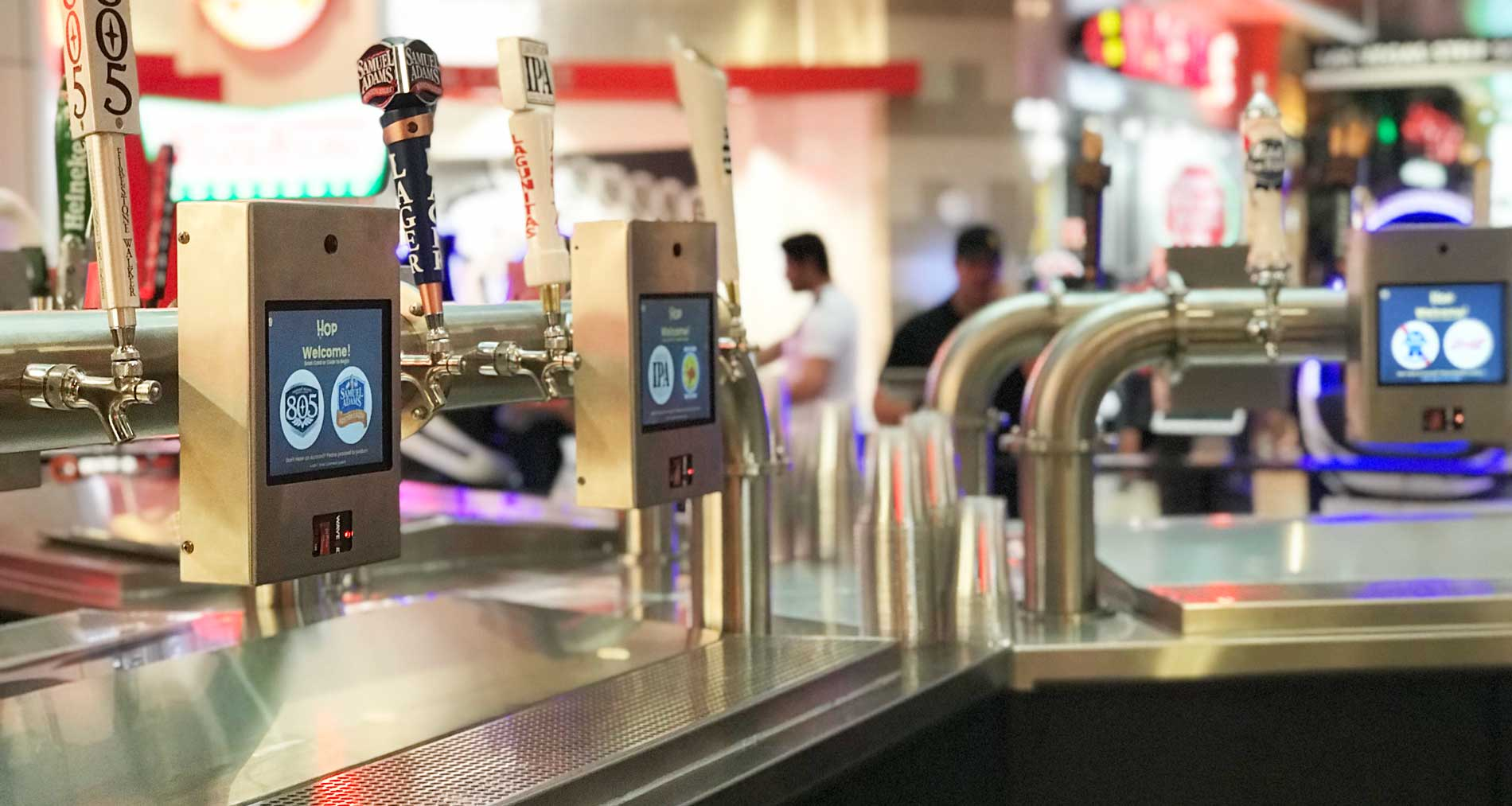 IoT App Development: How We Built a Facial Recognition-Powered Beer Kiosk