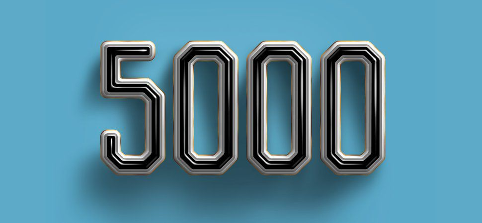 Very Ranks in the Top Quarter of the 2017 Inc. 5000 List