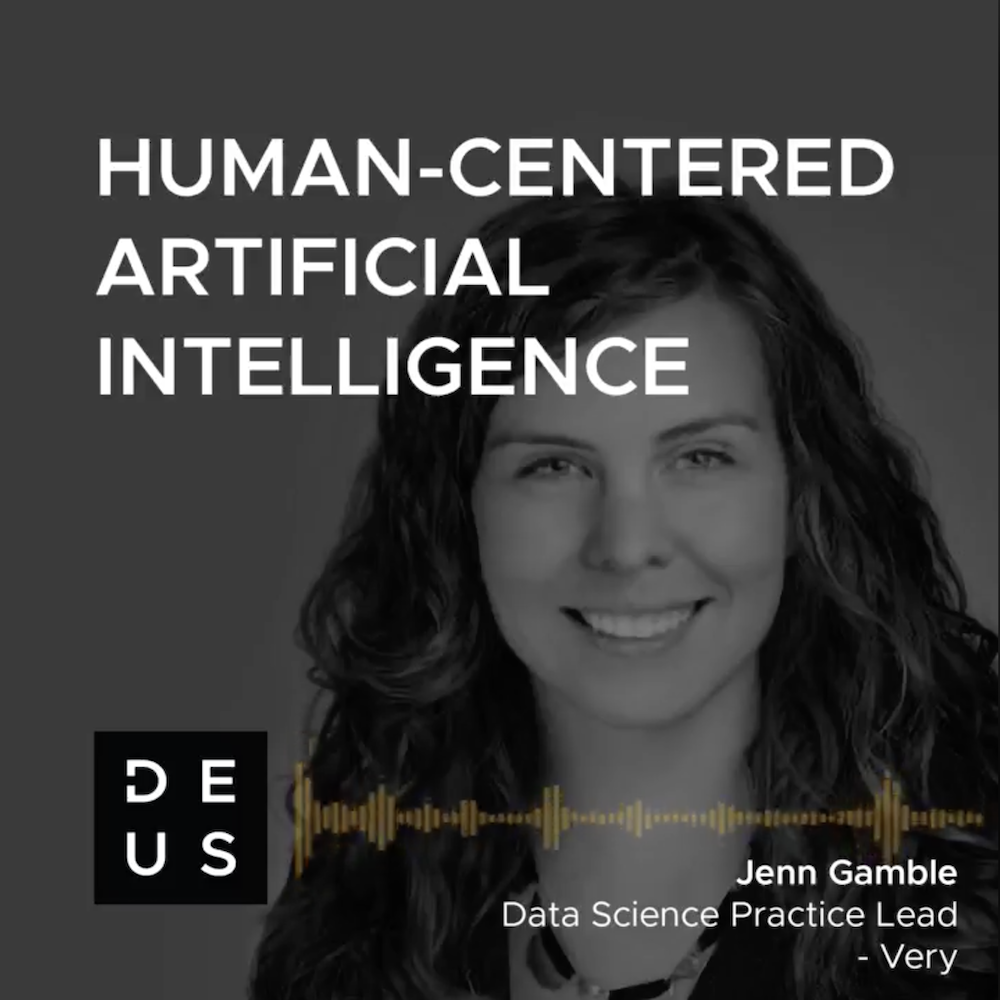 Very Data Science Lead Featured On Human-Centered AI Podcast