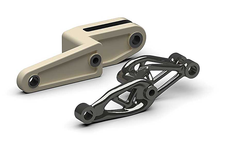 Generative Design and The Future of Mechanical Design